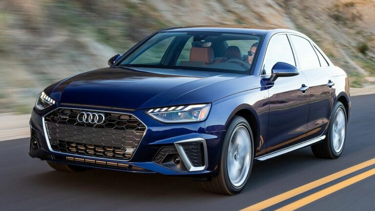 Audi-A4-2021-passenger-airbag