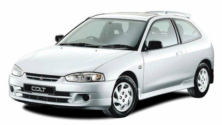 Mitsubishi-Colt-2000-airbag