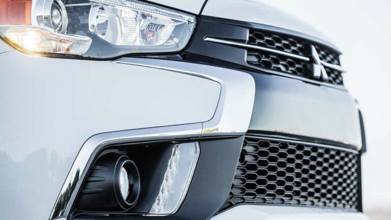 Mitsubishi-Forward Collision Mitigation