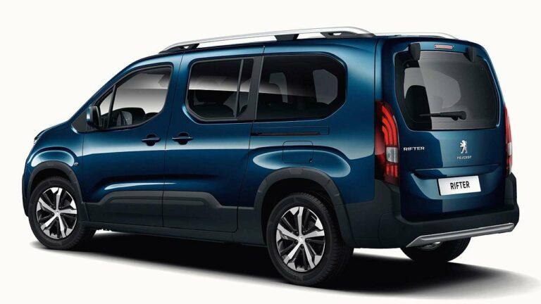 Peugeot-Rifter-2021-frein à main