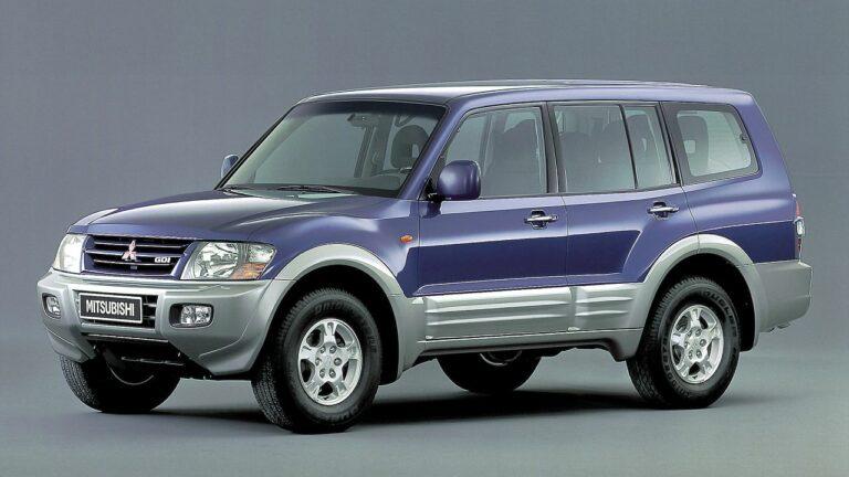 mitsubishi-pajero-1998-airbag