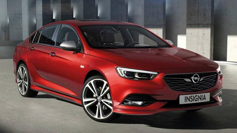 Opel-insignia-2021-pedale del freno