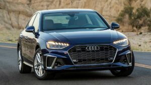 Audi-A4-2021-rear-axle-control-arm