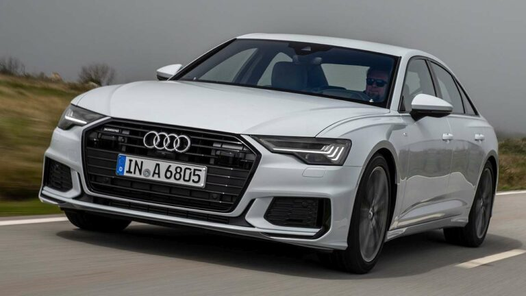 Audi-A6-2019-rear-axle-control-arm