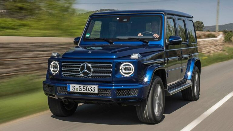 Mercedes-Benz-Classe-G-2018-serrure-de-porte