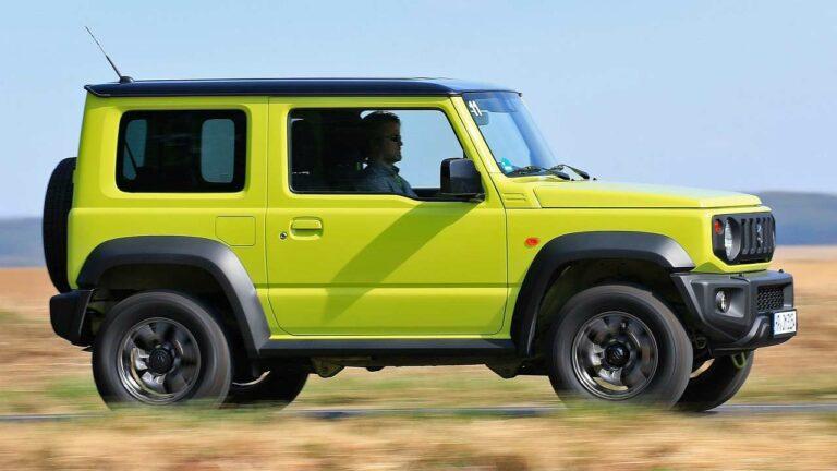 Suzuki-Jimny-2018-fuel-pump
