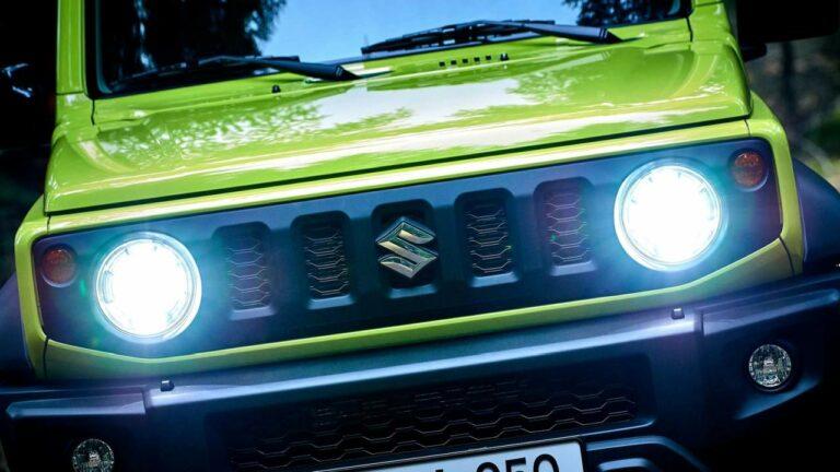 Suzuki-Jimny-two-recalls