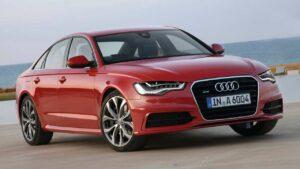 Audi-A6-2012-emission-software