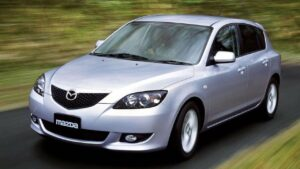 Mazda-3-steering-wheel-logo
