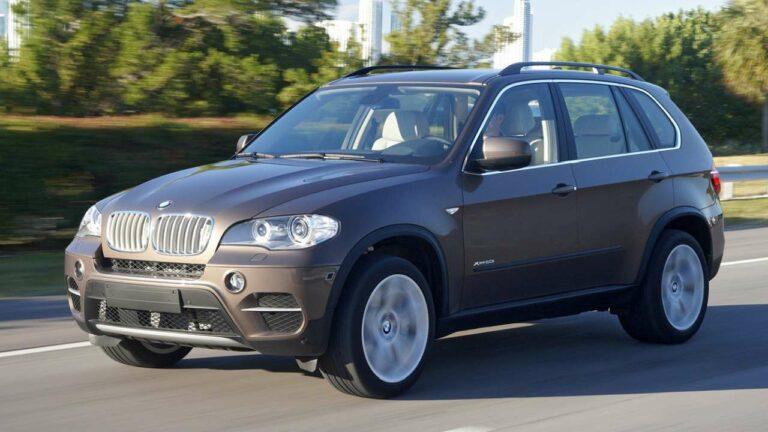 BMW-X5-2011-blower-regulator-fire