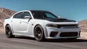 Dodge-Charger-2020-reversing-camera