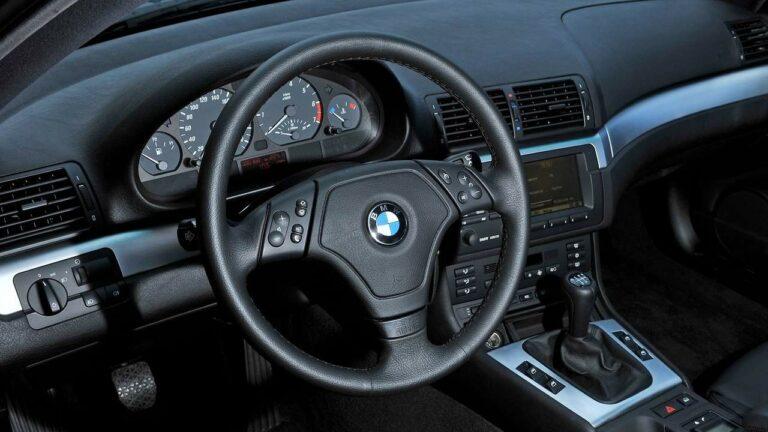 BMW-3-Series-e46-airbag-takata-recall