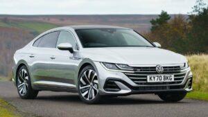 Volkswagen-Arteon-2021-brake-pedal-booster-rod